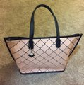 Calvin Klein Tote in Pink Image 5
