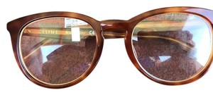 Céline Faux Horn-Rimmed Optical Frames