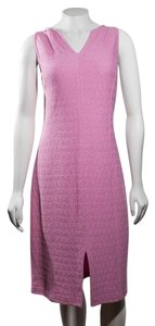 St. John Collection Cocktail Knit Dress