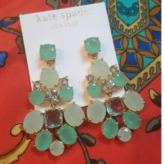 Kate Spade Kate Spade Multicolor Chandelier Earrings. NWT