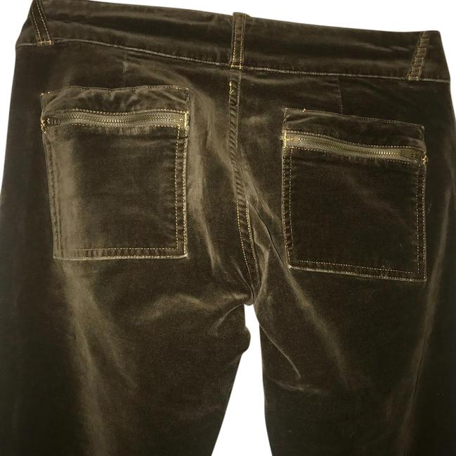 Item - Brown Stretch Fit/Low Rise Boot Cut Jeans Size 28 (4, S)
