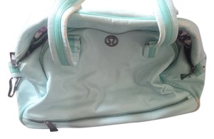 Lululemon Mint Travel Bag