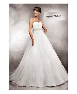 Ivory 59677 Destination Wedding Dress Size 6 (S)
