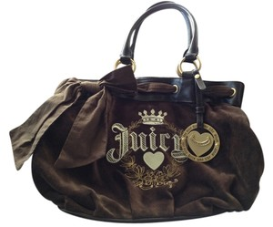 Juicy Couture Satchel in Brown