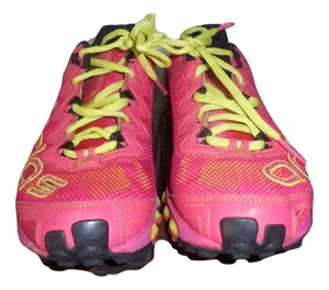 Adidas Torsion System Pink Yellow Multi Athletic