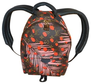 Louis Vuitton Limited Edition Palm Springs Jungle Backpack