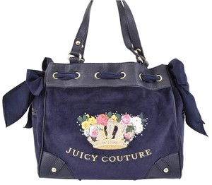 Juicy Couture Purse Tote in Blue