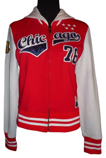 Preload https://img-static.tradesy.com/item/2212819/redwhite-blue-marlin-five-star-vintage-chicago-cubs-hoodie-activewear-size-4-s-0-0-650-650.jpg