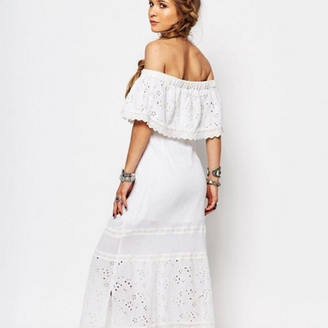 Free People short dress white on Tradesy Image 1