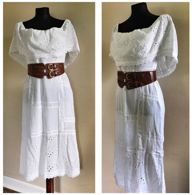 Free People short dress white on Tradesy Image 5