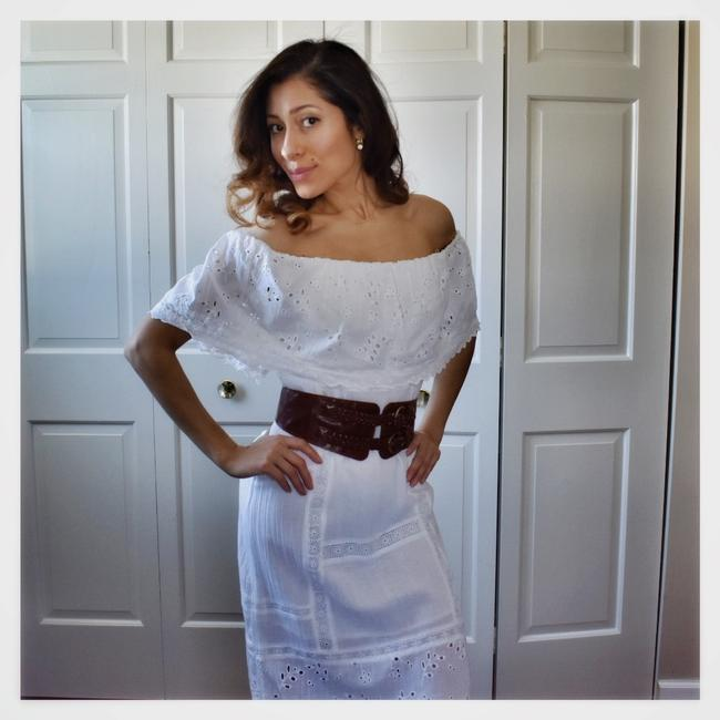 Free People short dress white on Tradesy Image 8