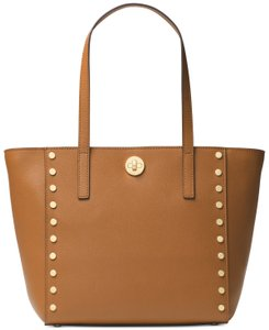 Michael Kors Tote in Acorn/Gold