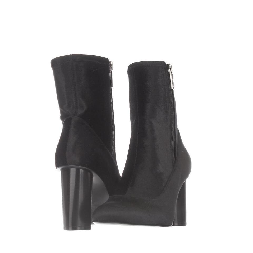 Nine West Display Black Valetta Tall Ankle Display West Boots/Booties ae1d4f