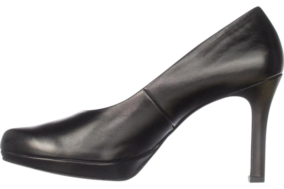 outlet for sale 100% top quality best Paul Green Black Olisa Classic M Display Pumps Size US 9.5 Regular (M, B)  50% off retail