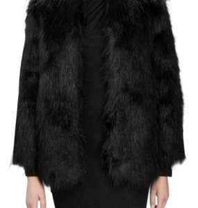 & Other Stories Fur Coat