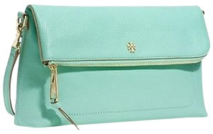 Tory Burch Mint Messenger Bag