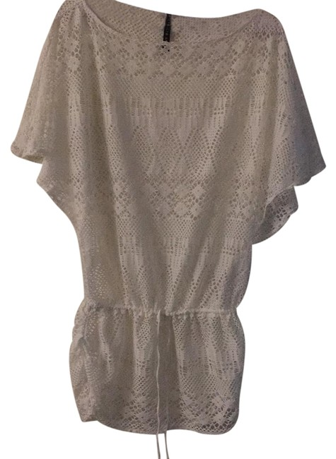 Item - White Cover-up/Sarong Size 4 (S)