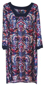 Laundry by Shelli Segal Coctail Long Sleeve Dress