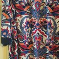 Laundry by Shelli Segal Coctail Long Sleeve Dress Image 5