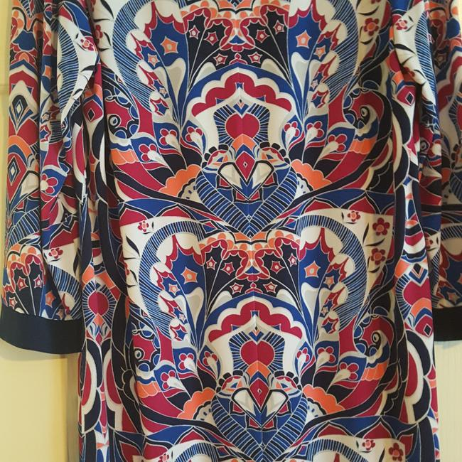 Laundry by Shelli Segal Coctail Long Sleeve Dress Image 6