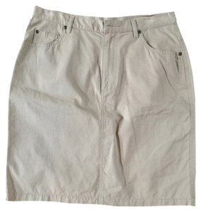 Liz Claiborne Skirt Golden Summer