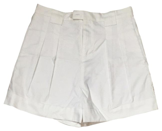 Preload https://item1.tradesy.com/images/rebecca-minkoff-white-pleated-size-8-m-29-30-2213230-0-0.jpg?width=400&height=650