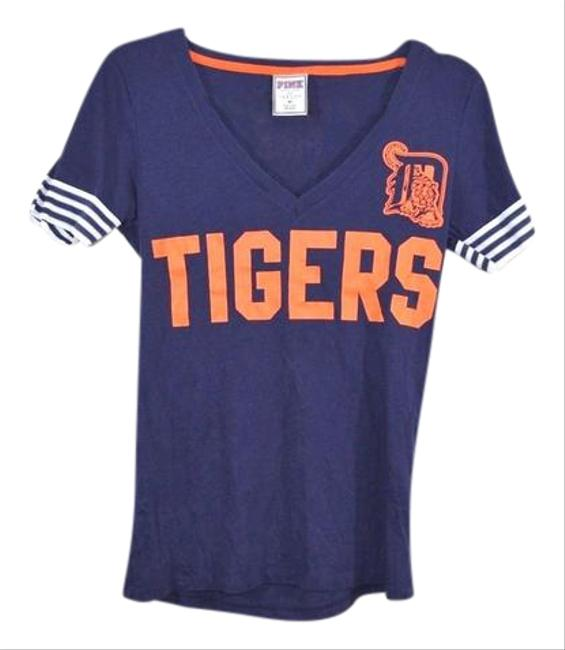 Victoria 39 S Secret Pink By Detroit Tigers Baseball Shirt T