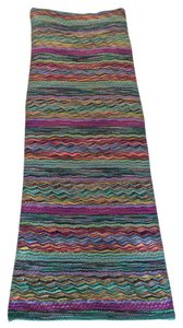 Missoni Tube Dress Maxi Skirt Multi