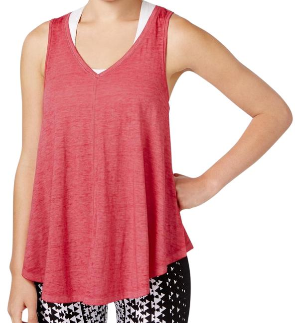 Item - Pink Performance Women's Relaxed Icy Wash Active Activewear Top Size 2 (XS, 26)