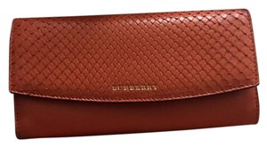 Burberry Burberry leather wallet