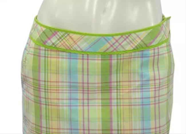 LILLY PULITZER Print Blend Stretch 6 Skirt