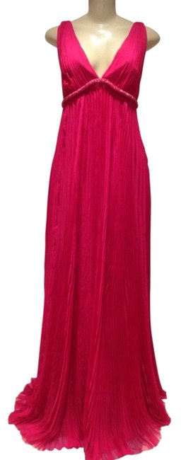 Preload https://img-static.tradesy.com/item/2213467/emilio-pucci-hot-fuchsia-grecian-empire-long-formal-dress-size-6-s-0-1-650-650.jpg