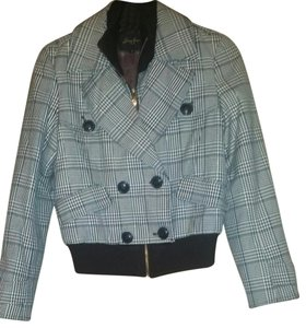 Sean John Tan Plaid Jacket