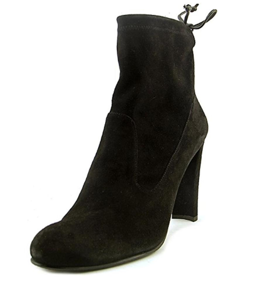 MISS Stuart Weitzman Black Glove Boots/Booties Highly praised audience and appreciated by the audience praised of consumers 8998d6