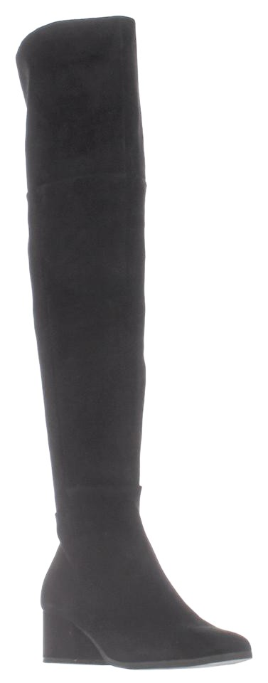 Steve Madden Knee Black Vaydan Over The Knee Madden Boots/Booties 5e4ee3