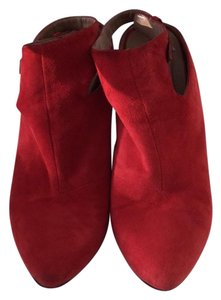 Sigerson Morrison red Boots