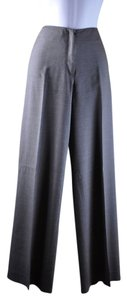 Jil Sander Wide Leg Pants Brown