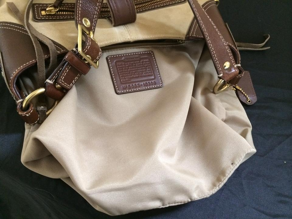 how to clean suede purse coach
