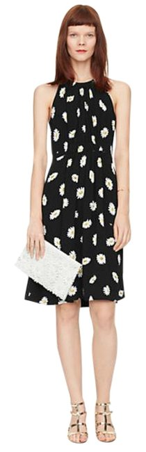 Preload https://img-static.tradesy.com/item/22136326/kate-spade-black-white-yellow-new-daisy-dot-tie-bee-halter-fit-and-flare-mid-length-cocktail-dress-s-0-3-650-650.jpg