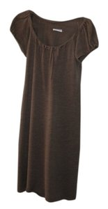 Calvin Klein short dress light brown on Tradesy