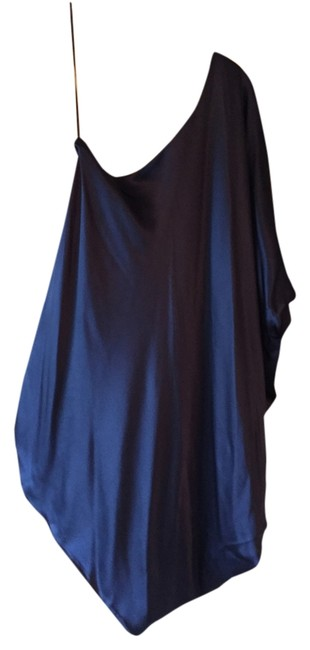 Preload https://img-static.tradesy.com/item/2213749/halston-sapphire-blue-one-shoulder-style-above-knee-night-out-dress-size-8-m-0-0-650-650.jpg