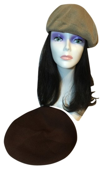 Other Fine Knit Beret Duo (One Size) [ Roxanne Anjou Closet ]