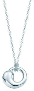 Tiffany & Co. T&Co Peretti small Eternal circle necklace