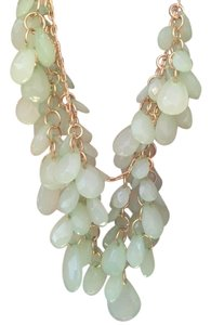 Other Natasha Beaded Necklace - light green