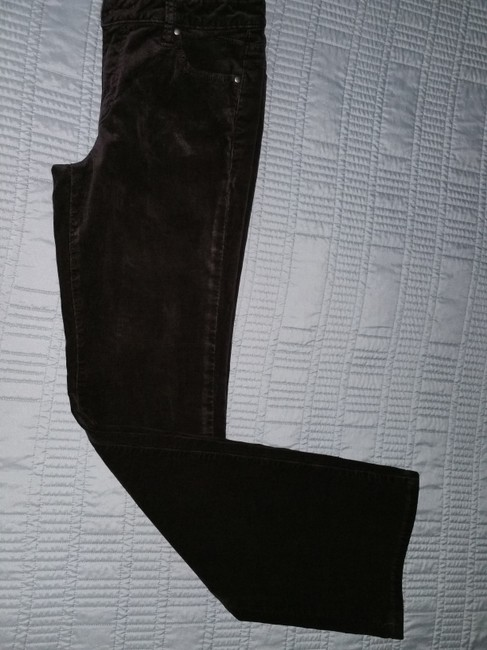 Christopher Blue Boot Cut Pants brown