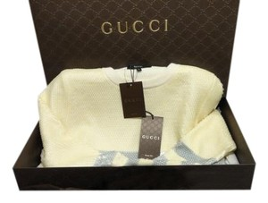 Gucci Sequin Cashmere Garment Bag Packaging Sweater