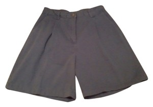 Bill Blass Dress Shorts Blue