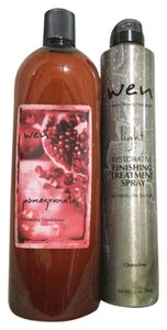 Wen by Chaz Dean Conditioning Cleanser & Finishing Spray