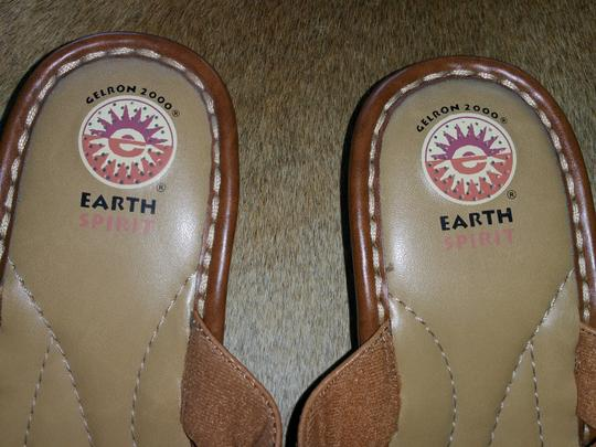 Earth brown Sandals