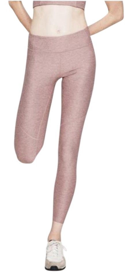 636ddb98f3d84a Outdoor Voices Mauve 7 8 Warmup Activewear Bottoms Size 2 (XS